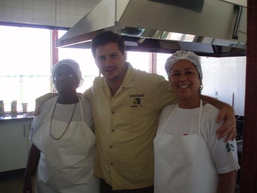 Cooks at CEC Sul de Minas