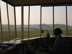 Airbus A380 - first landing at Filton