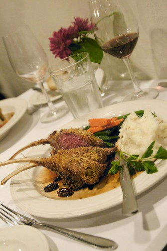 Cafe Torre - Rack of Lamb