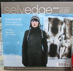 Selvedge 121307