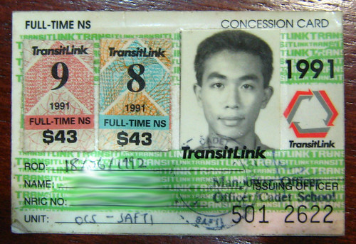 Bus Pass (Full Time NS)