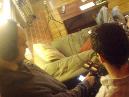 Intro Filming