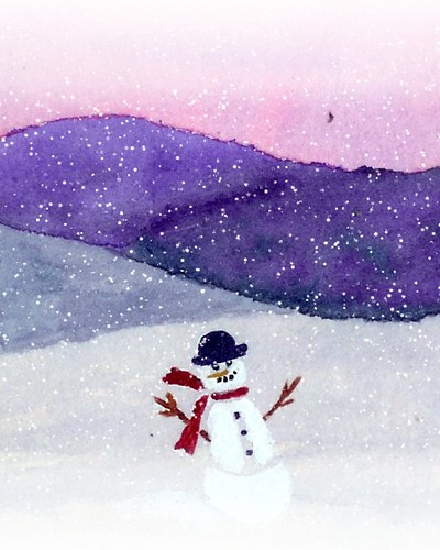let's build a snowman by my sister Susan