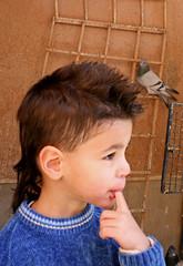 look! (matiya firoozfar) Tags: boy church look canon persian iran d persia iranian  esfahan isfahan    400d eos400d canon400d matiya matiyafiroozfar     firoozfar  nickghoshaierbitchurch   d d