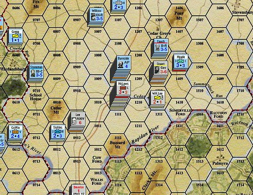 Burnside Takes Command - Battle of Mitchell's Station 2/7