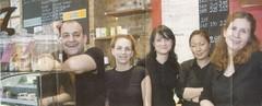 cafe staff