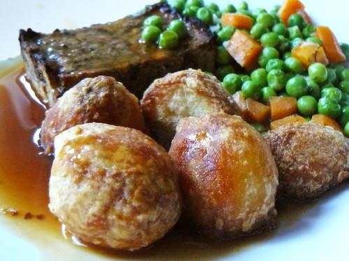 Turkish Style Sunday Tofu Roast