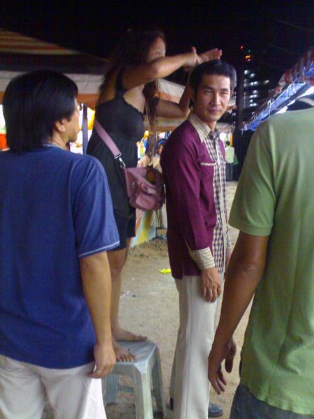 Steve Yap very the tall ah