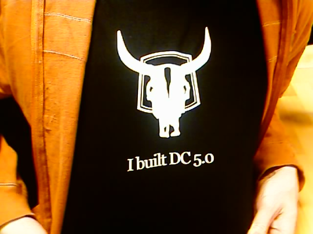 DutchCowboys 5.0 shirt!