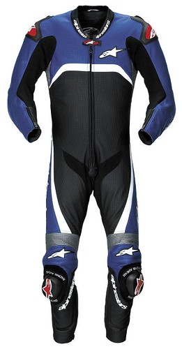 Suit To Wear With Yamaha R Blue