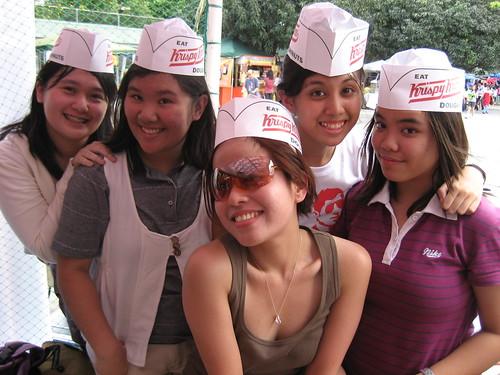 Krispy Kreme Cuties!