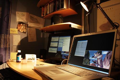 Will's Desk