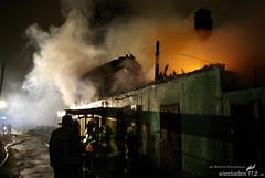 Gebäudebrand Klarenthal 14.02.08