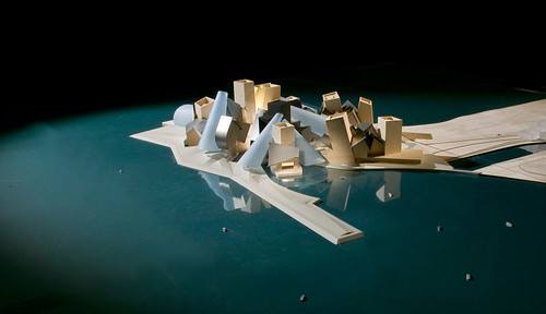 Gehry Guggenheim Abu Dhabi 2