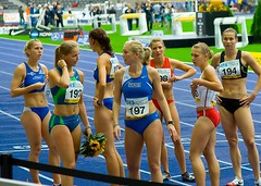 100m B-Lauf (az1172) Tags: berlin golden league sportillustrated istaf leichtathletik az1172