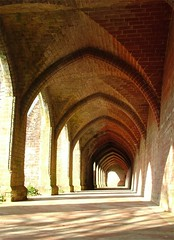 Under the terrace (Helena Pugsley) Tags: light arches staunton stauntoncountrypark 15challengeswinner photofaceoffwinner thechallengegame challengegamewinner pfogold