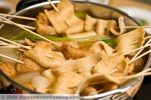 Recipe Of Korean Fish Cake: Migi's Kitchen: Fish Cake Skews
