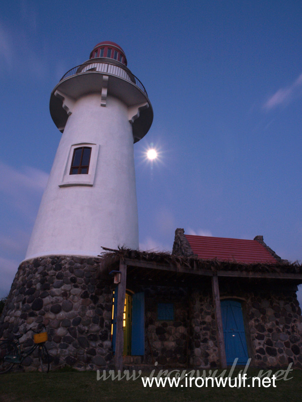 Basco Lighthouse Moonshine
