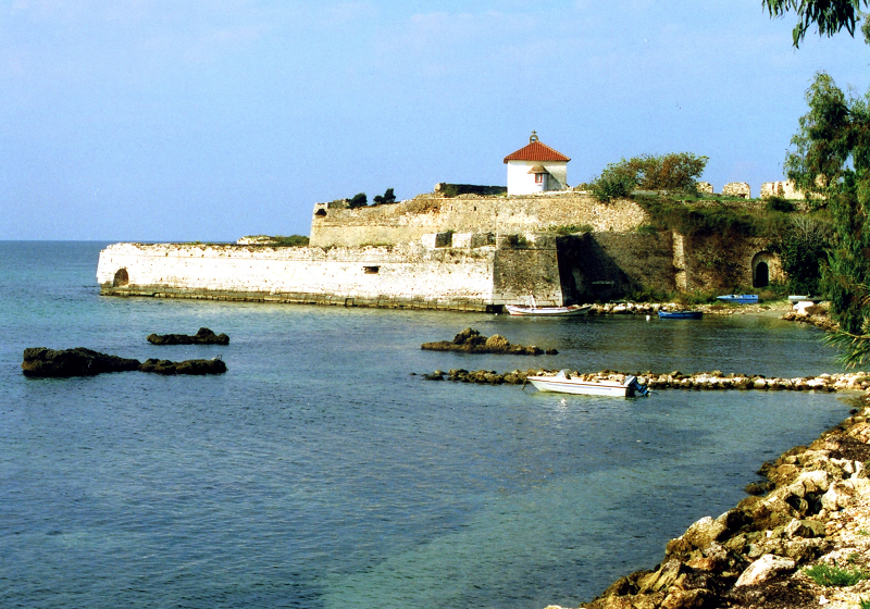 Castle of Prevesa: Pantocrator