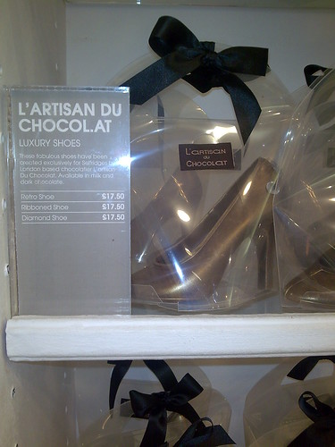 Chocolate Pump from Selfridges