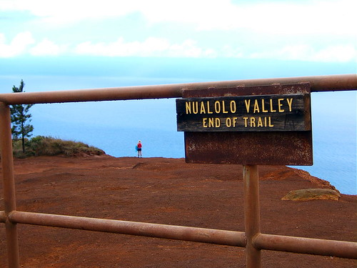 Nualolo Trail behind Kokee State Park Museum on clifty falls state park trail map, waimea canyon state park map, anza-borrego state park trail map, na pali coast kauai trail map, na pali coast state park map, watoga state park trail map, lake norman state park trail map, cunningham falls state park trail map, cherry creek state park trail map, castle rock state park trail map, waimea canyon trail map, high point state park trail map, shawnee state forest backpack trail map, hanalei trail map, brown county state park trail map, canaan valley state park trail map, nockamixon state park trail map, oak mountain state park trail map, iao valley state park trail map, kalalau trail trail map,