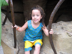 elena at animal kingdom