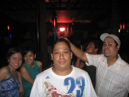 Len told me na makukulit yung mga WRR boylets, and ang kukulit nga!