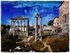 Roma - Forum Romanum (kurtwolf303) Tags: forumromanum roma rom rome italia italy italien europe textur texture olympusem5 omd microfourthirds micro43 systemcamera mirrorlesscamera ruins ruinen beautiful interesting unlimitedphotos ebenen layers 250v10f topf25 antik pillars säulen 500v20f topf50 topf75 topf100 750views 1000v40f topf150 1500v60f archäologie archeology topf200 3000views