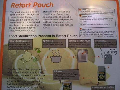 THAIFEX 2009- Retort pouch