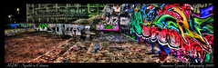 HDR -Squibb in Catania (-Francesco Giunta-) Tags: italy panorama art colors italia raw views sicily walls rollers murales hdr merge catania sicilia lucido cs4 cameraraw exploreit