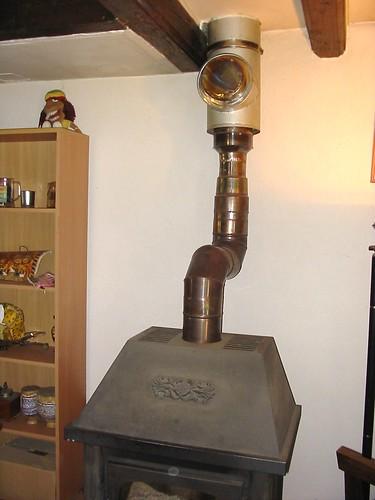 cheminee insert non tube