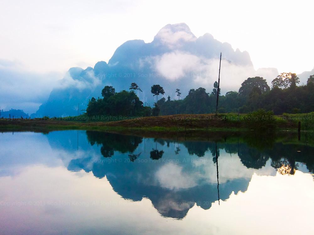 Kao Sok National Park @ Surat Thani, Thailand