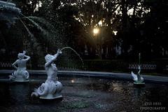 Forsyth Park - Savannah, GA (Kyle Hess Photography) Tags: park green water fountain saint st ga kyle georgia photography nikon day g f savannah 28 patricks nikkor f28 afs hess forsyth 2470mm d3s