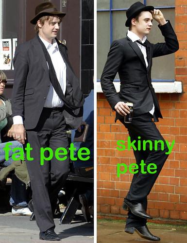 Peter Pete Doherty