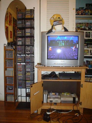 Game Station 2.0 October 12, 2007