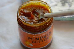 trader joe's makes pumpkin butter, try it!