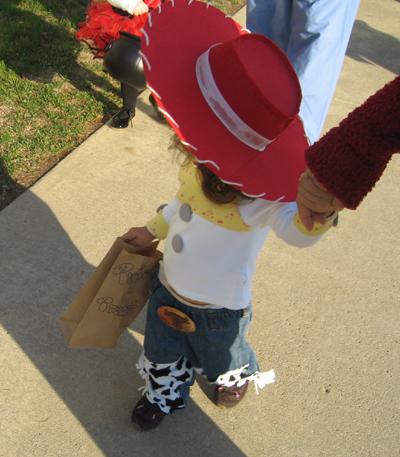Jesse Cowgirl Costume (4)