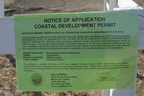 another development permit