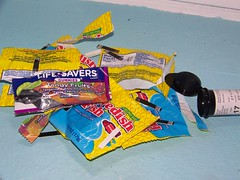 Diabetes 365 - Day 25 The Remains