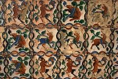 (Liza Carlson) Tags: detail art architecture tile sevilla spain artwork europe 7872
