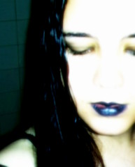 Fear (tchubaruba -q) Tags: black me mouth eyes eu olhos preto boca