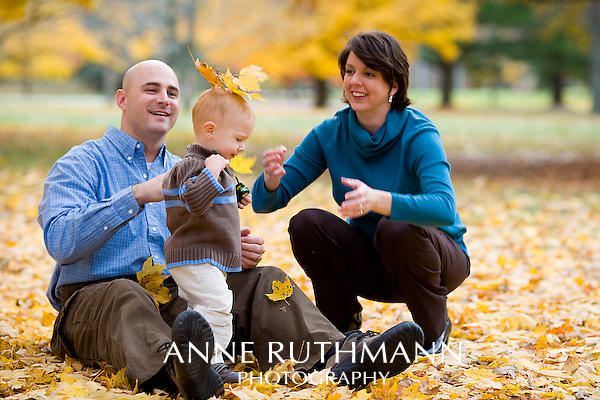 Family Lifestyle Portraits