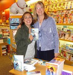 Shelley Bates Book Signing