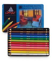 pastels pencils