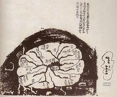 1861 金正浩「大東輿地図」鬱陵島図 国会図書館版_2