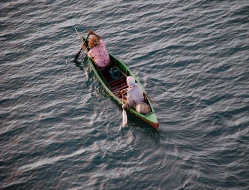Two Bajau Women