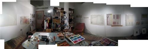 pano of the studio
