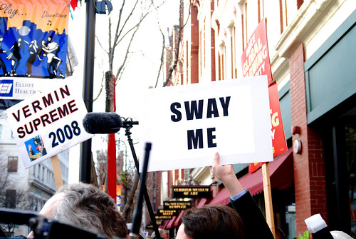 Sway Me