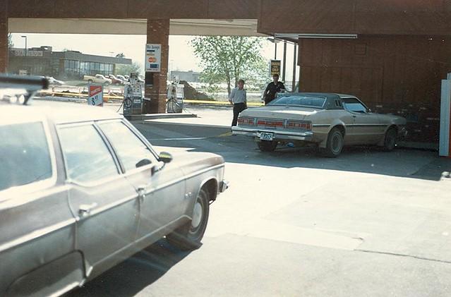 Nixon Parking Lot