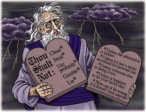 Moral Moses